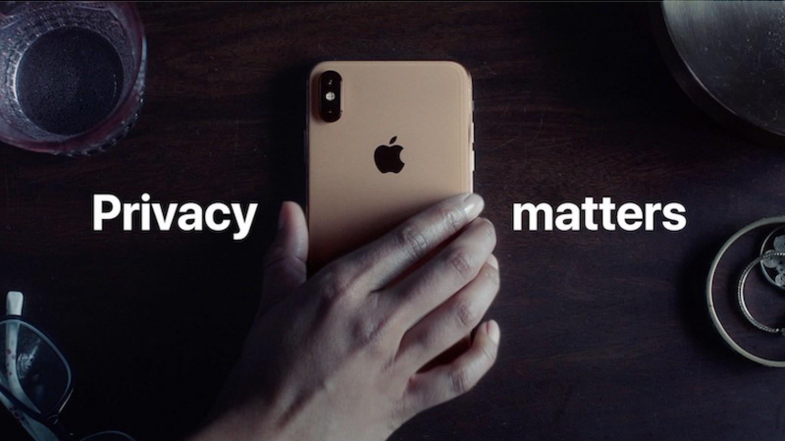 Privacy e Apple: lo spot della Apple